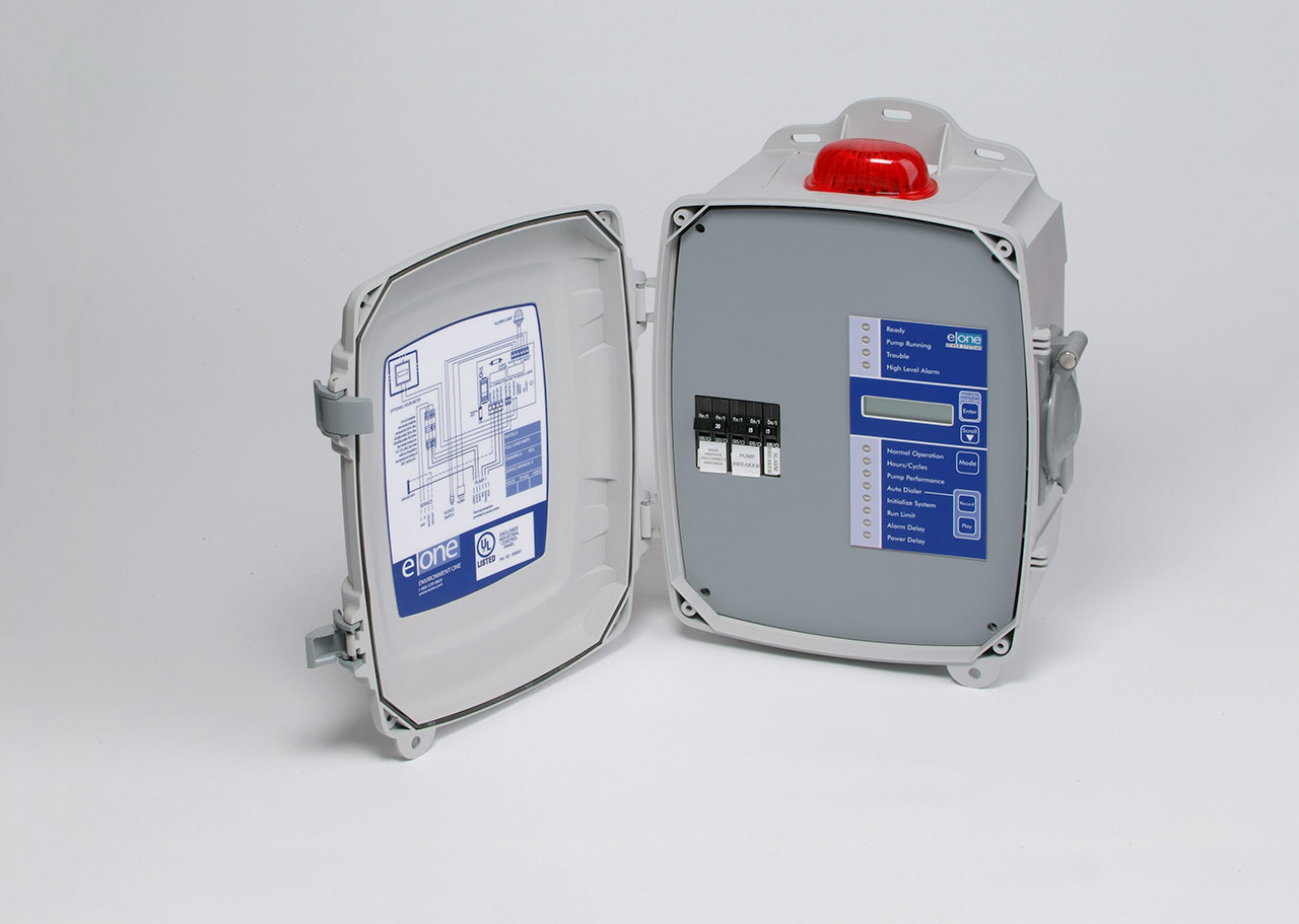 alarm protect plus panel